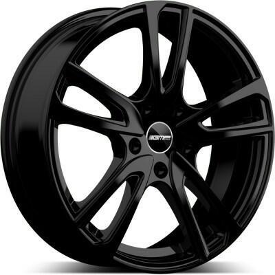 GMP ASTRAL Zwart 16 inch velg