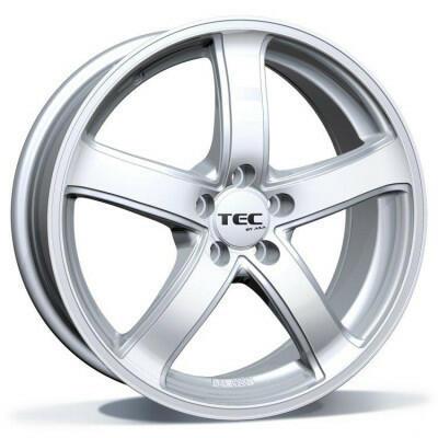 TEC AS1 sterling silver 15 inch velg