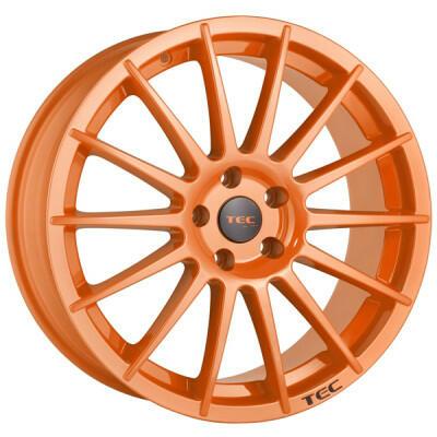 TEC AS2 race orange 19 inch velg