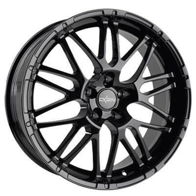 Oxigin 14 Oxrock black 22 inch velg