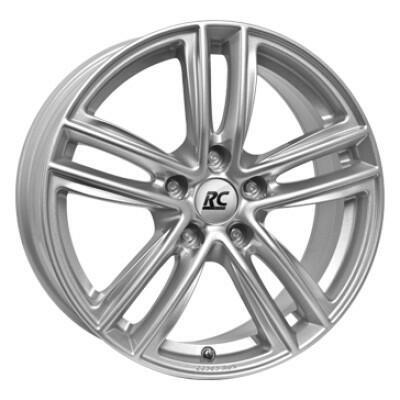 RC DESIGN RC27 Kristal zilver  16 inch velg