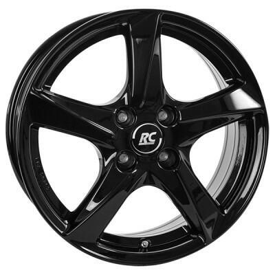 RC DESIGN RC30T Zwart 17 inch velg