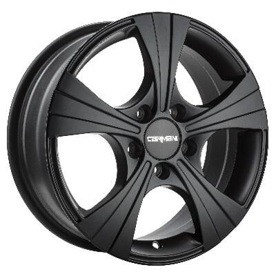 Carmani CA11 Rush black matt 16 inch velg