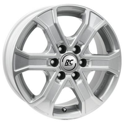 RC DESIGN RC31 Zilver 16 inch velg