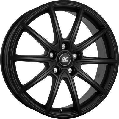 RC DESIGN RC32 Satin black 16 inch velg