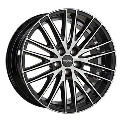 Oxigin 19 Oxspoke black full polish 18 inch velg