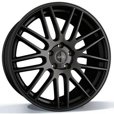 TEC GT1 mat black 19 inch velg