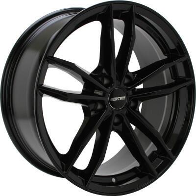 GMP SWAN Zwart 18 inch velg