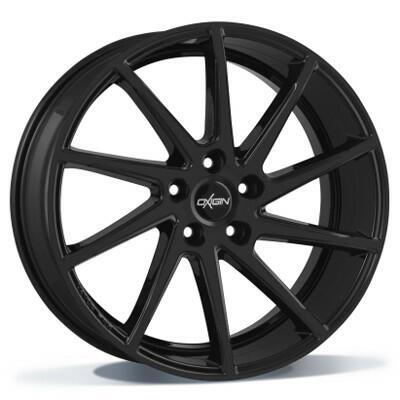 Oxigin 20 Attraction black 20 inch velg