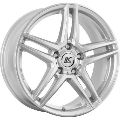 RC DESIGN RCD17 Zilver 16 inch velg