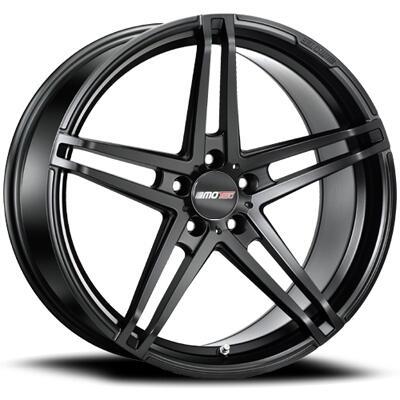 Motec Xtreme zwart mat 18 inch velg