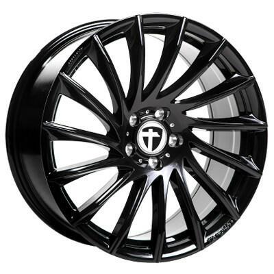 Tomason TN16 Black painted 17 inch velg