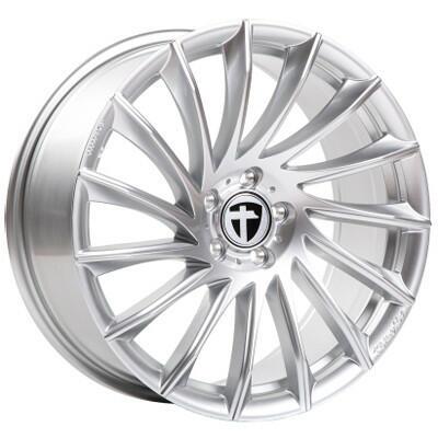 Tomason TN16 Bright Silver 18 inch velg