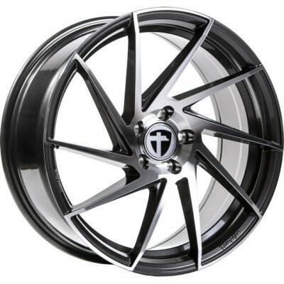 Tomason TN17 Titanium Diamond Polished Rechts 18 inch velg