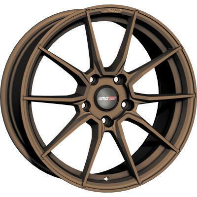 Motec Ultralight brons mat 18 inch velg