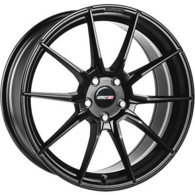Motec Ultralight zwart mat 18 inch velg