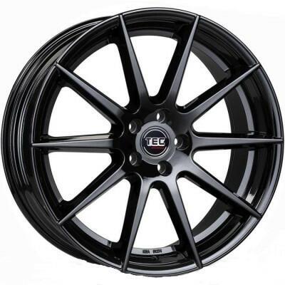 TEC GT7 black glossy 19 inch velg