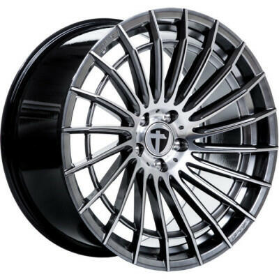 Tomason TN21 Dark Hyper black polished 19 inch velg