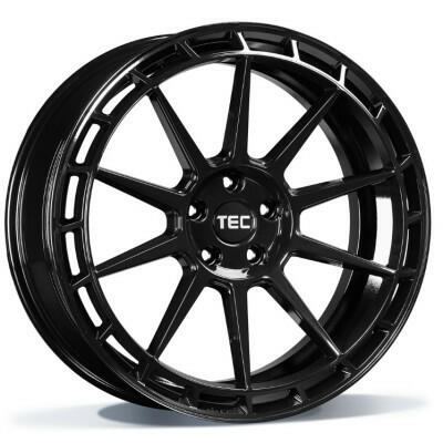 TEC GT8-rechts black glossy 20 inch velg