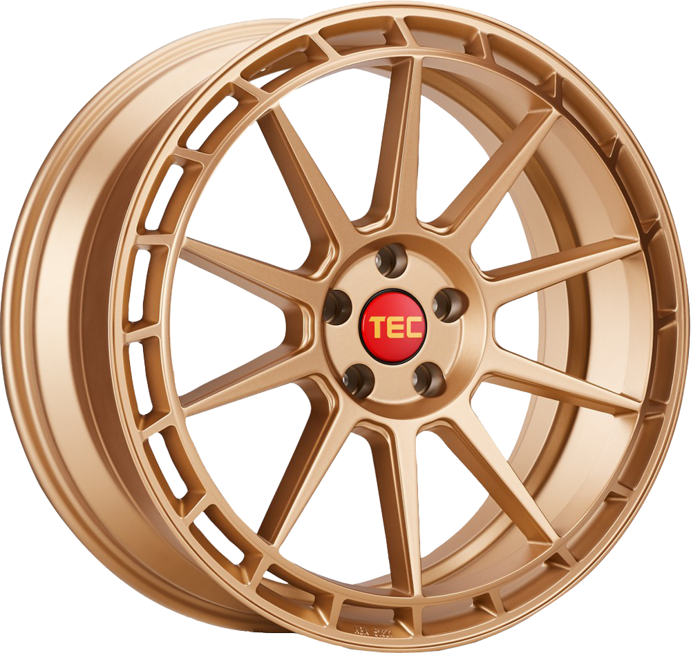 TEC GT8-rechts rosé gold 20 inch velg