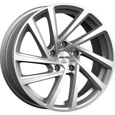 GMP WONDER Zilver 16 inch velg