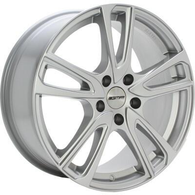GMP ASTRAL Zilver 16 inch velg