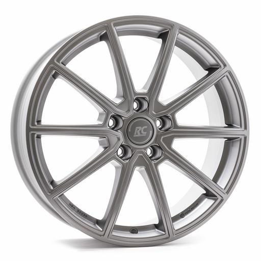 RC DESIGN RC32 Kristal zilver  16 inch velg