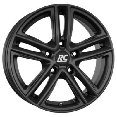 RC DESIGN RC27 Zwart mat  17 inch velg
