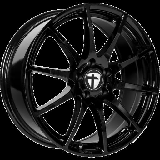 Tomason TN1 Black painted 17 inch velg