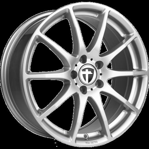 Tomason TN1 Bright silver 16 inch velg
