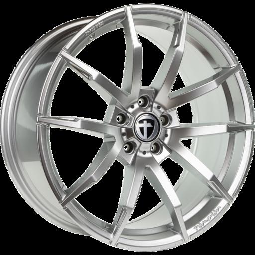 Tomason TN10 High gloss Silver 19 inch velg