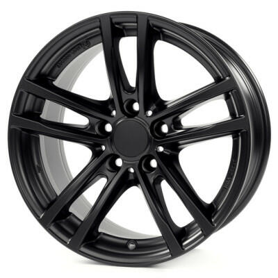 RIAL X10-X Mat zwart 18 inch velg