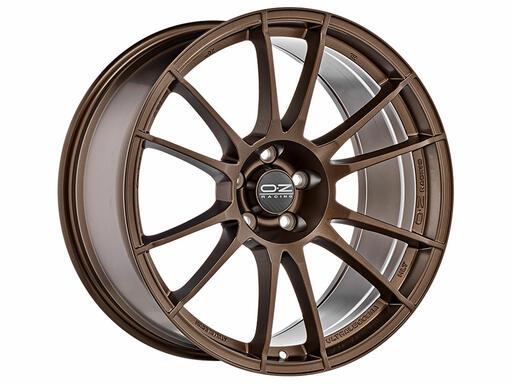 OZ ULTRALEGGERA MAT BRONS 18 inch velg