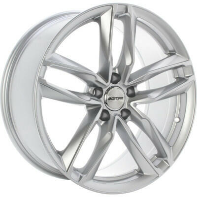 GMP ATOM LOW PRESSURE Zilver 18 inch velg
