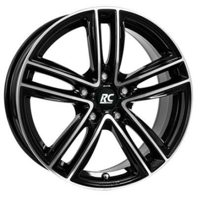 RC DESIGN RC27 Zwart gepolijst 16 inch velg