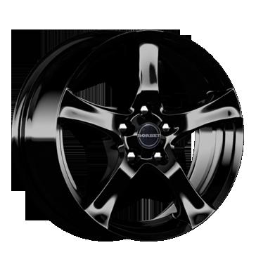 BORBET F Black Glossy 15 inch velg