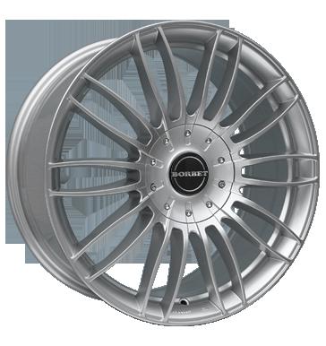 BORBET CW 3 Sterling Silver 18 inch velg