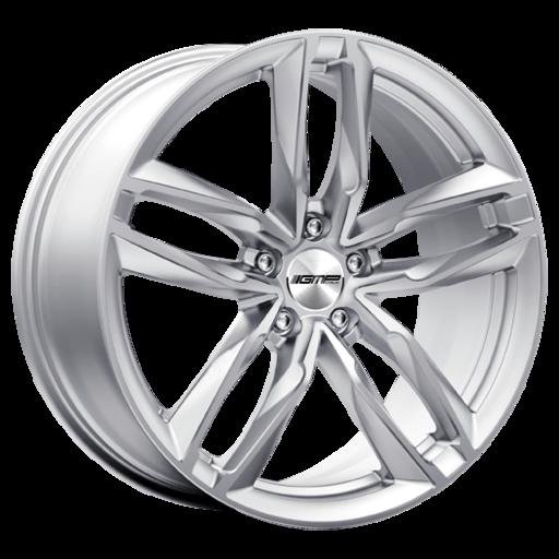 GMP ATOM Silver 18 inch velg