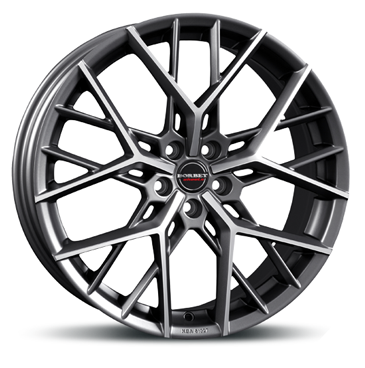 BORBET BY Titan Polished Matt 23 inch velg