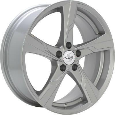 SPATH SP41 Zilver 17 inch velg