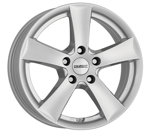 DEZENT TX Silver 14 inch velg