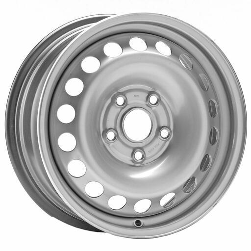 ALCAR STAHLRAD 2840 Silver 13 inch velg