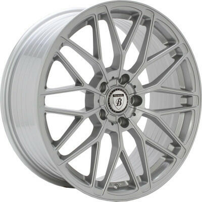 BAROTELLI ST-8 F FLOW FORGED Zilver 20 inch velg