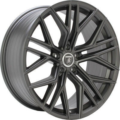 BAROTELLI ST-9 R FLOW FORGED Mat antraciet 20 inch velg