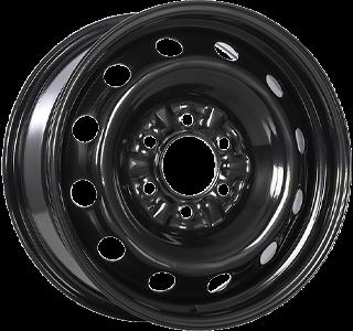 ALCAR STAHLRAD 7925 Black 16 inch velg