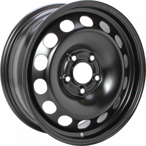 ALCAR STAHLRAD 8765 Black 16 inch velg