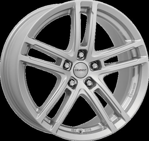 DEZENT TZ-c Silver 16 inch velg