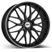 AEZ Crest dark gunmetal matt/polished lip 20 inch velg