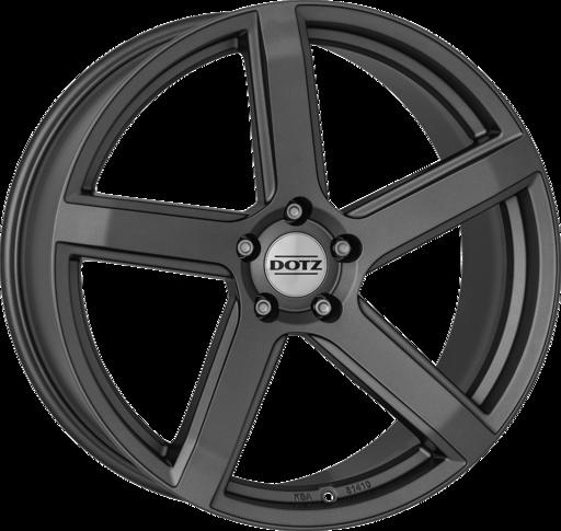 Dotz CP5 graphite graphite matt 20 inch velg