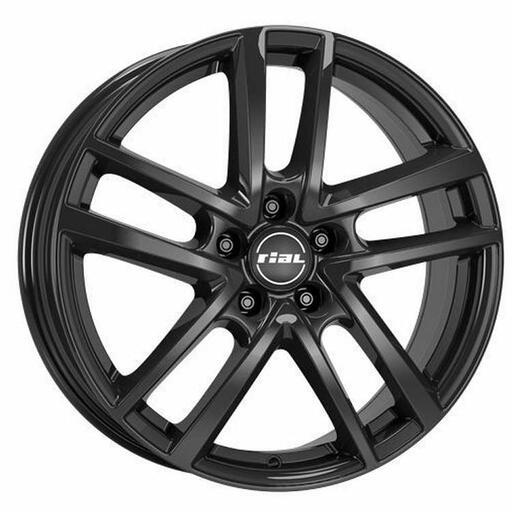 RIAL ASTORGA Zwart 16 inch velg